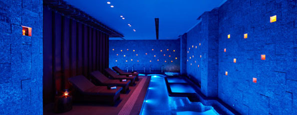 Sense Spa at the Rosewood Mayakoba