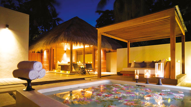 Spas at Park Hyatt Maldives Hadahaa