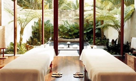 Asian spa hotel - Como Shambhala Estate, Bali