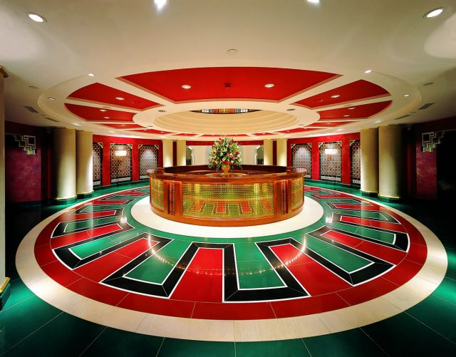 Assawan Spa & Health Club in Burj al Arab, Dubai