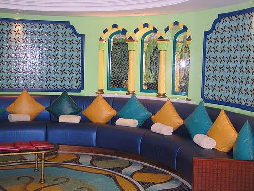 Dubai Burj Al Arab Hotel Spa