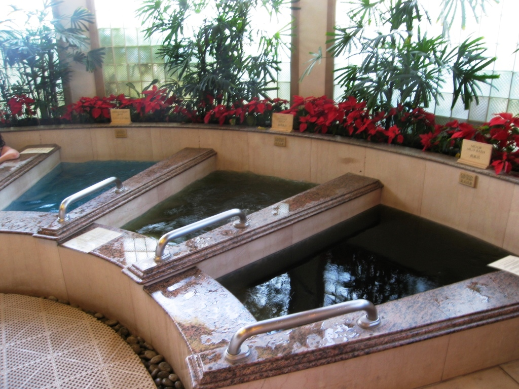 Grand Wailea Spa in Maui – You have to try it !