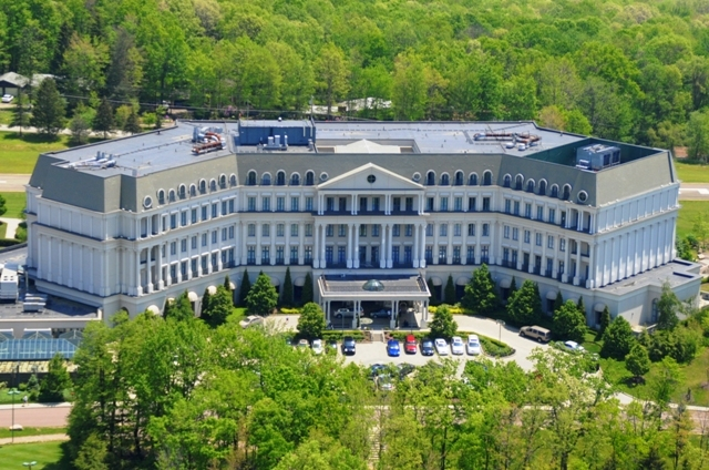 Nemacolin Woodlands Resort and Spa, View full Hotel