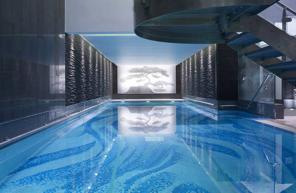 Spa and Fitness at The Langham, London
