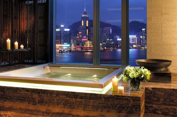 The Peninsula Hong Kong, one of the world's finest hotels